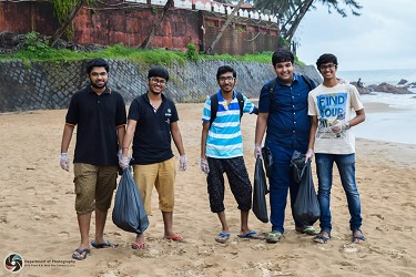 Beach Cleaning Drive