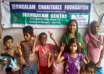Daan Utsav for Mangalam Cancer Patients