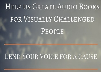 Audio Movie for visually impaired