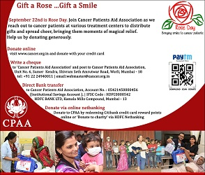 Rose Day Distribution and Entertainment Programs at Hospitals, Dharamshalas,Treatment Centres and Palliative Care Centres for Cancer Patients across Mumbai, Pune and Delhi