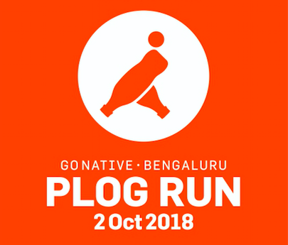 Bengaluru Plog Run