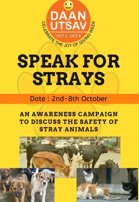 Speak for Strays