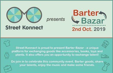 Streetkonnect Barter Bazar