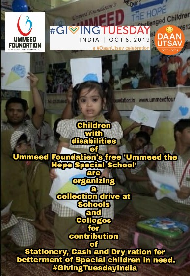 Donation Day Celebration